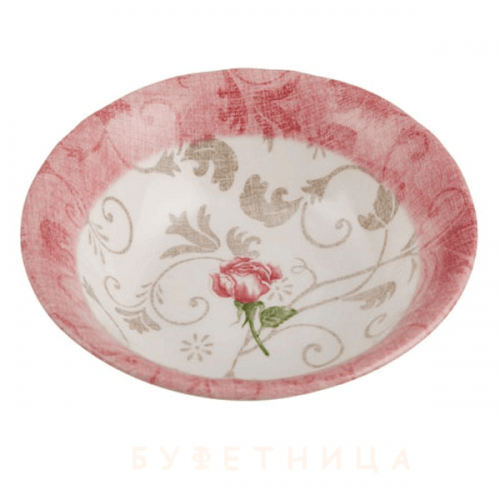 Салатник 23,7 см Damask Flower Claytan